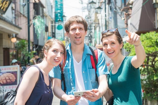 インバウンド対策にもMEO対策は効果的?訪日外国人を集客するためのGoogle Map活用方法!